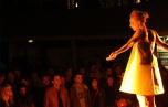 Marian Kivila, Dimanche Rouge #15 at Divan du Monde, photo by Eliane Akl