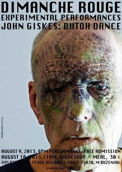 John Giskes Poster